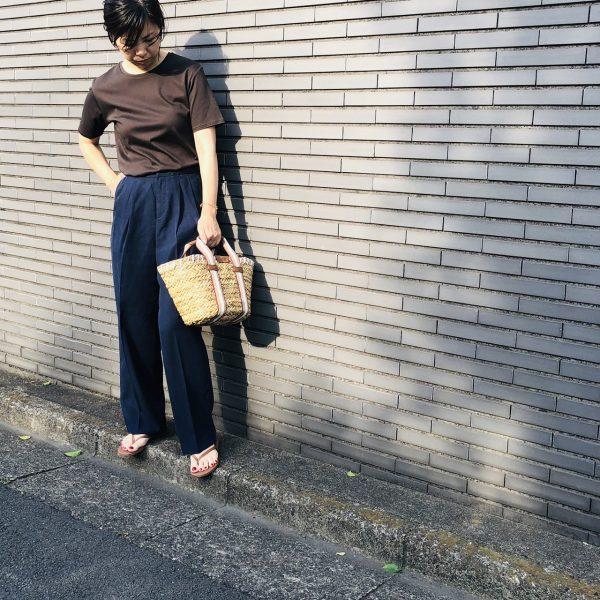M7days 【スタイリスト松村純子さんコラボ】Tシャツ ¥7,000+税