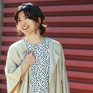\エディター発田美穂さん着Vol.6/冬の細見えワンピーススタイル