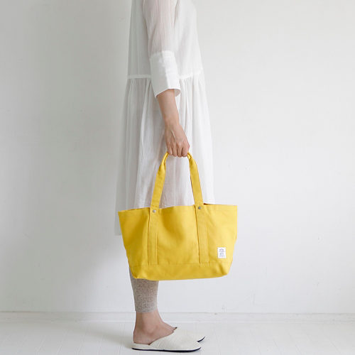 FLANDERS LINEN PRODUCTS コットンリネントートバッグ S ¥2,800+税