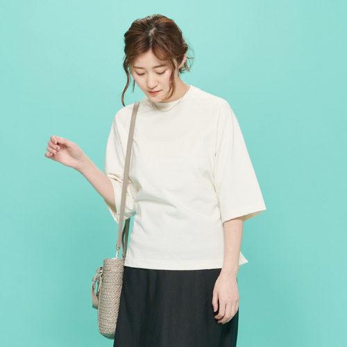 SCYE /オーガニックコットンジャージラグランTシャツ/¥16,000→  ¥12,800+税(20%OFF)