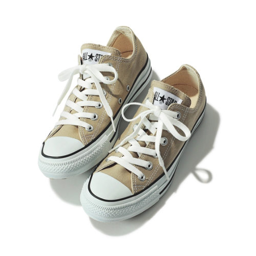 CONVERSE (コンバース)  CONVERSE 【定番】CANVAS ALL STAR COLORS OX ¥6,500+税