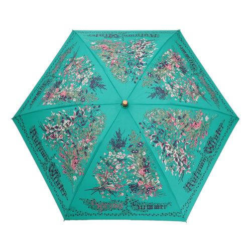 manipuri スカーフ柄折りたたみ傘 ¥14,000  ¥7,700+税(45%OFF)