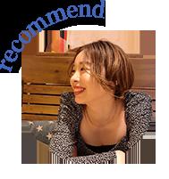 recommend HAPPY PLUS銀座店 店長Suzu