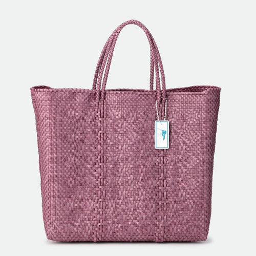 LEEマルシェおススメ!大人気のLetraのメルカドバッグに新色ピンク入荷!