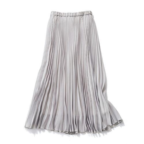 【洗える】NEWエレガントプリーツスカート