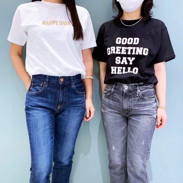 デニムフェアTシャツ
