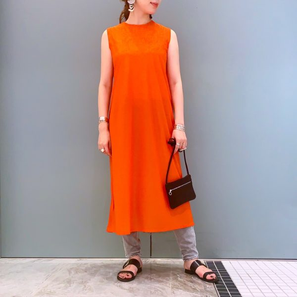 mintdesigns COLOR CAMISOLE ¥12,000 ¥6,000+税(50%OFF)
