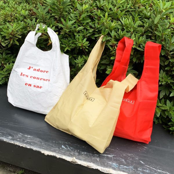 こういうのが欲しかった!理想のショッピングバッグ作りました! 【#2020年バイヤーの「これ買い!」アイテム】