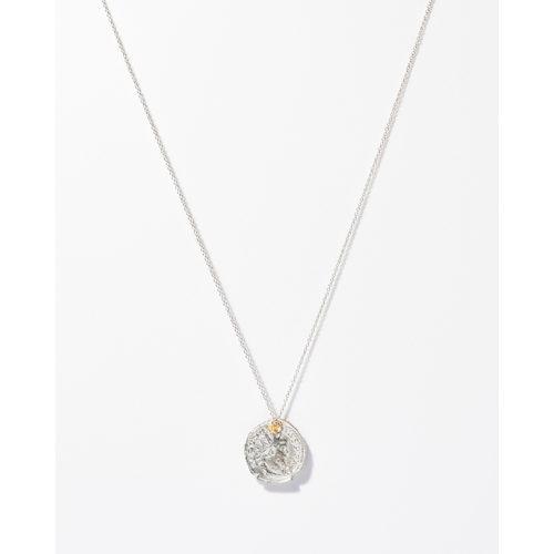 GIGI/Roman coin necklace (ANTONINIANO)/¥25,000+税