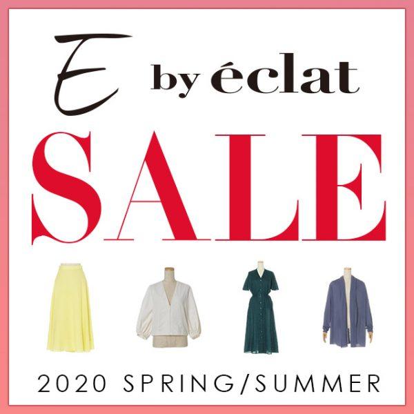 2020SS E by eclat SALE