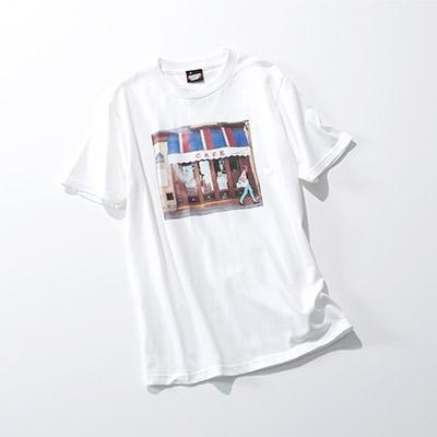 suadeo HAPPY PLUS STORE限定フォトTシャツ