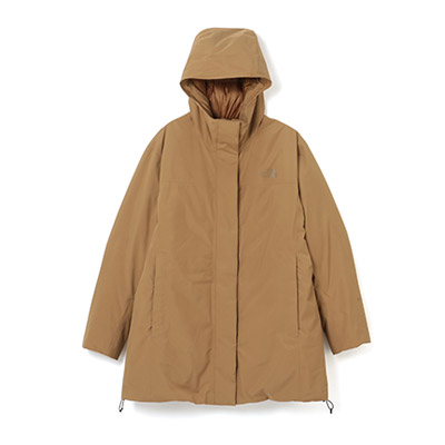 THE NORTH FACE GTX Puff Hooded Coat