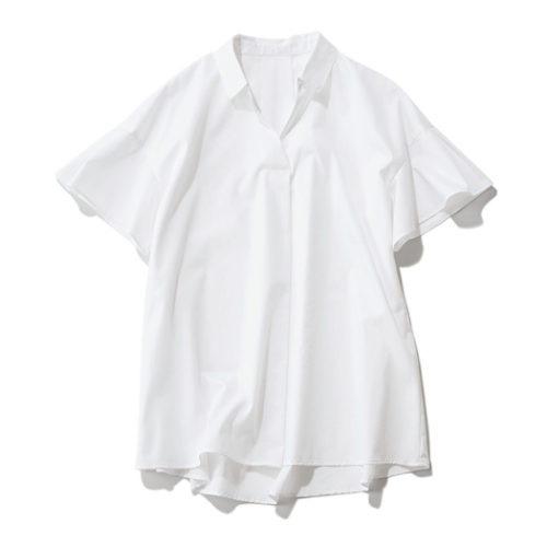 M7days for office 【洗える】スキッパーシャツ ¥14,000→¥9,100+税(35%OFF)