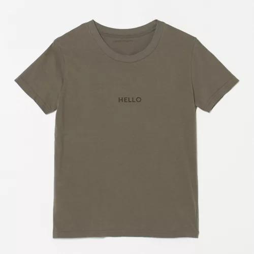 upper hights プチロゴTシャツ ¥6,000+税