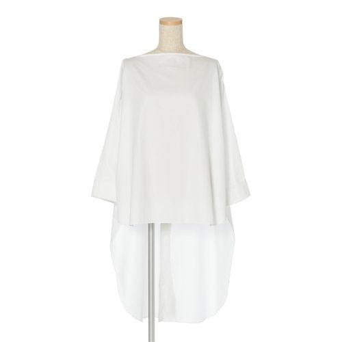 robelite & CO./コットンサテン3WAYシャツ/¥39,000→¥23,400+税(40%OFF)