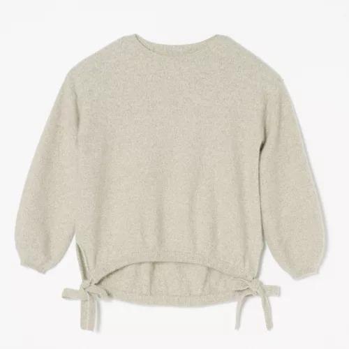 suadeo 佐藤繊維コラボレーション【究極】のクルーネックセーター ¥15,000+税