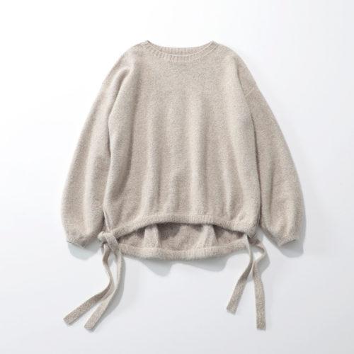 suadeo 佐藤繊維コラボレーション【究極】のクルーネックセーター ¥15,000