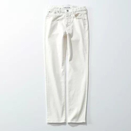 suadeo JAPAN BLUE【Urvin】コラボレーション スーパーストレッチスリムデニム ¥17,000+税