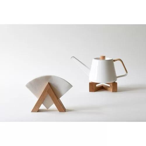ambai/コーヒーフィルターホルダー/¥1,500+税