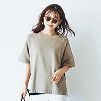 スウェットTシャツ/upper hights