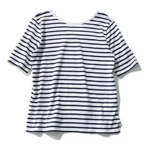 ORCIVAL/2WAYボーダーTシャツ/¥7,800→¥4,680+税(40%OFF)