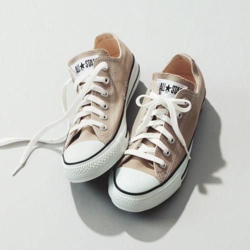 CONVERSE 【定番】CANVAS ALL STAR COLORS OX ¥6,500+税