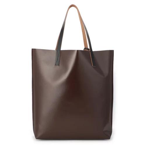 MARNI PVC TRIBECA SHOPPING BAG イメージ2