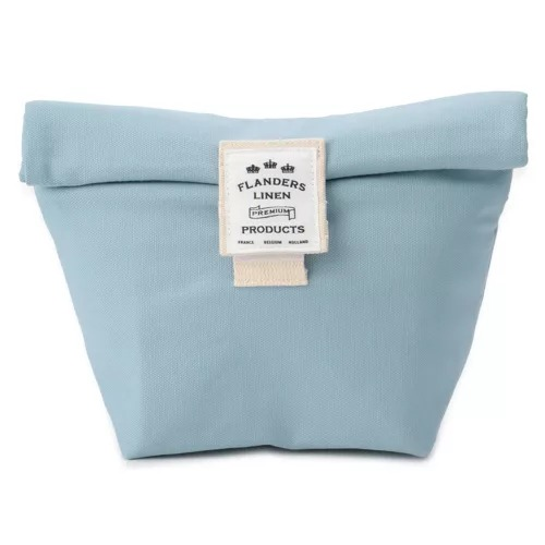 FLANDERS LINEN PRODUCTS ロールアップランチバッグ ¥1,800+税