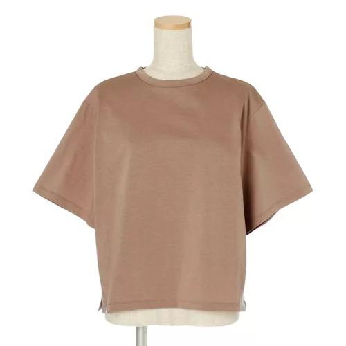 12closet/【洗える】ボックスシルエットTシャツ/¥6500