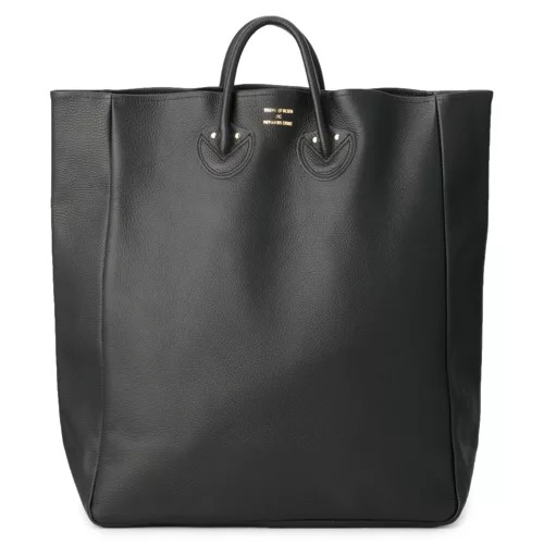 YOUNG & OLSEN The DRYGOODS STORE EMBOSSED LEATHER TOTE (SIZE L) イメージ2