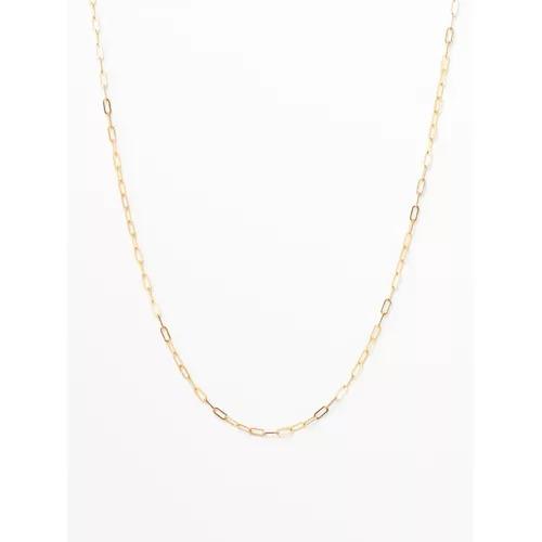 GIGI HELIOS / Helios chain necklace ¥85,000+税