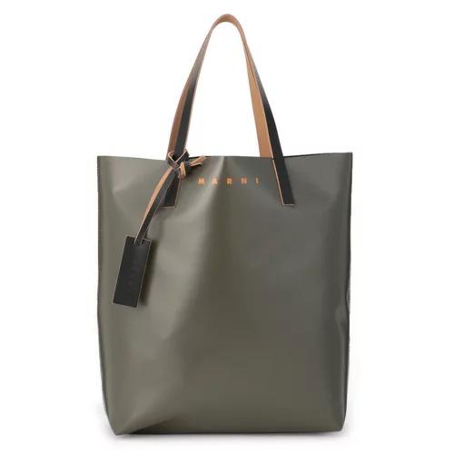 MARNI PVC TRIBECA SHOPPING BAG ¥36,000 + 税