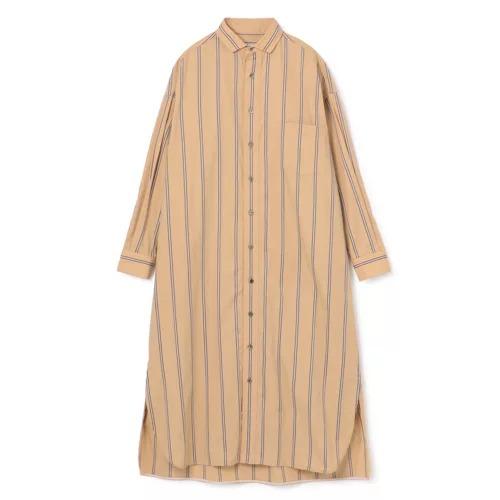 TICCA/スクエアービックロングシャツ(ワンピース)/¥27,000+税