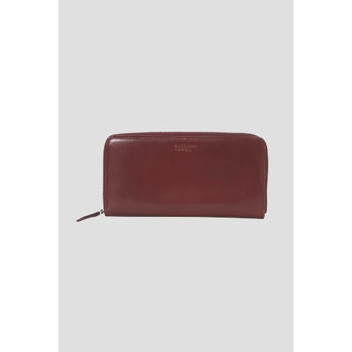 MARGARET HOWELL/SMOOTH LEATHER WALLET/¥26,000+税