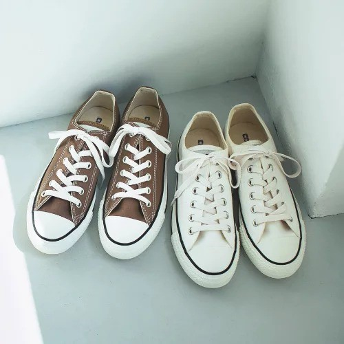 CONVERSE/ALL STAR WASHEDCANVAS OX/¥6,500+税
