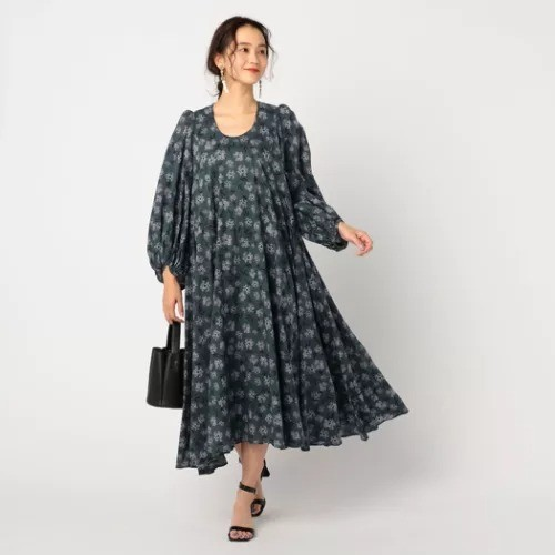 NOLLEY'S/【MARIHA/マリハ】秋の星影のドレス/¥36,000+税