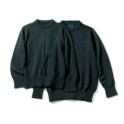yunahica(ユナヒカ) クルーネックセーター