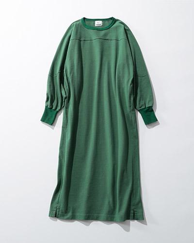 Shinzone HOCKEY STITCH DRESS