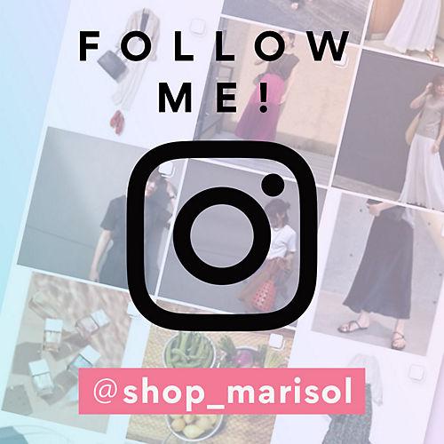 SHOP Marisolインスタグラム