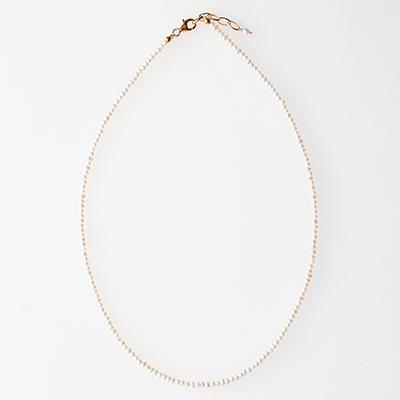 ミニパールネックレス 40cm/Pearl International