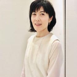 人生は一冊の本。顔はその表紙なのかも。/小島慶子