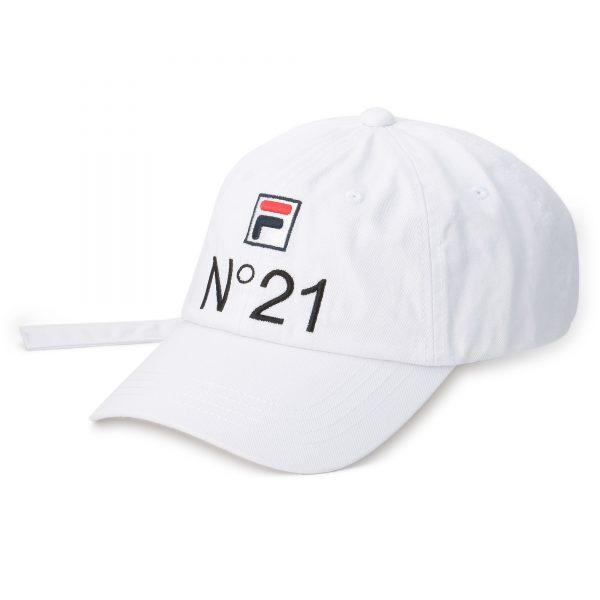 N°21×FILA 【N°21xFILA】キャップ ¥9,000+税