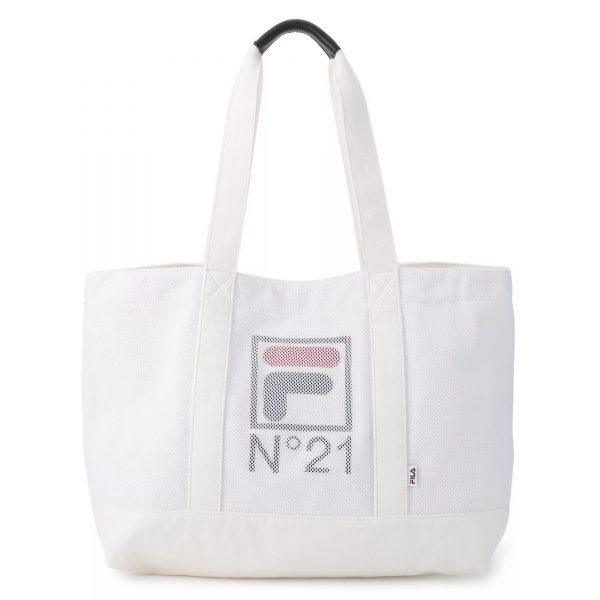 N°21×FILA 【N°21xFILA】トートバッグ ¥15,000+税