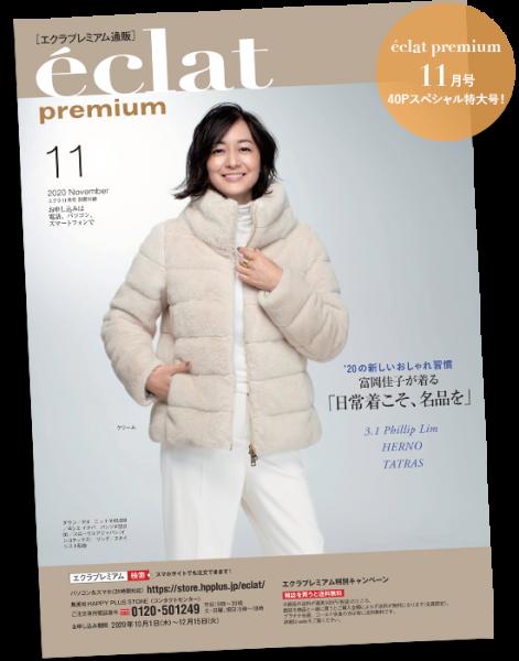 エクラプレミアム11月号 デジタルカタログ2020年
