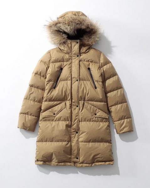 NANGA LADY'S DOWN HALF COAT