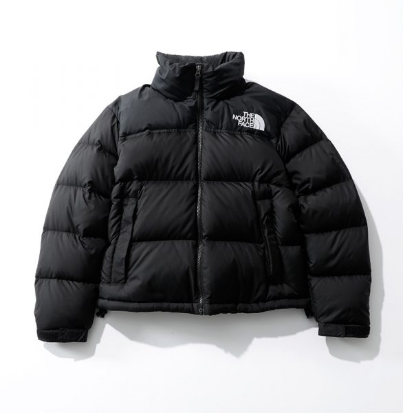THE NORTH FACE Short Nuptse Jacket