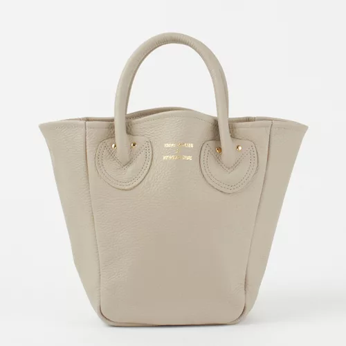 YOUNG & OLSEN The DRYGOODS STORE/PETITE LEATHER TOTE/¥34,000+税