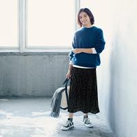 カジュアル&シックな12closetの『可愛げ服』【LEE12月号掲載】