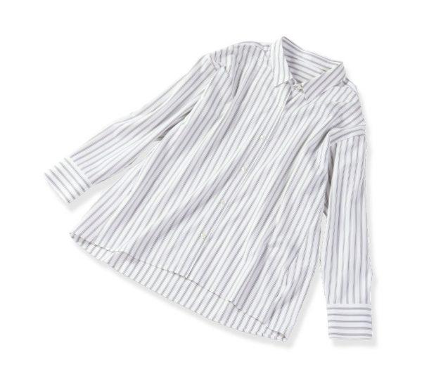 Twill multi stripe -シャツのニュースタンダード-アイテムイメージ画像