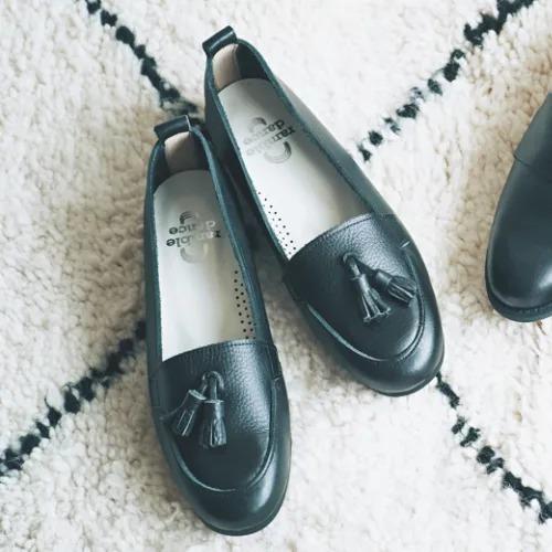 LEEマルシェおススメ!今履きたい使える秋靴
